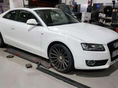 brugt Audi A5 Coupé 1.8 TFSI
