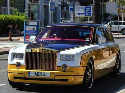 usado Rolls Royce Phantom V12