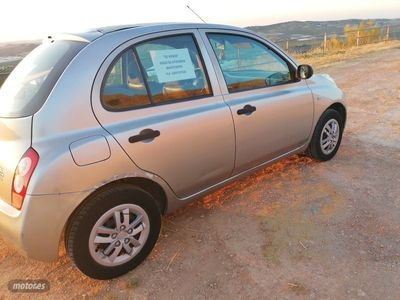 usado Nissan Micra Line up 1.2 gasolina 80cv 5 puertas