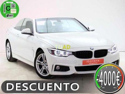 usado BMW 420 Serie 4 F33 Cabrio 184CV