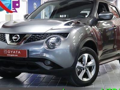 usado Nissan Juke 1.6 N-Connecta 4x2 112
