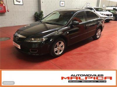 brugt Mazda 6 Sportive CRTD 2.0 16v 143 CV