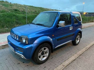 usado Suzuki Jimny 1.3 JLX