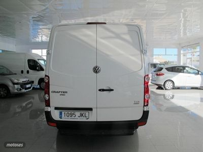 begagnad VW Crafter 2.0 TDI 35 L2H1 ISOTERMO REFORZADO