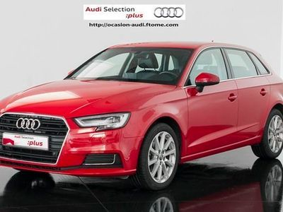 brugt Audi A3 Sportback 1.6TDI Design Edition S tronic 85kW