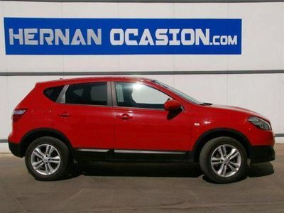 usado Nissan Qashqai Q+2 1.5dCi Acenta 4x2