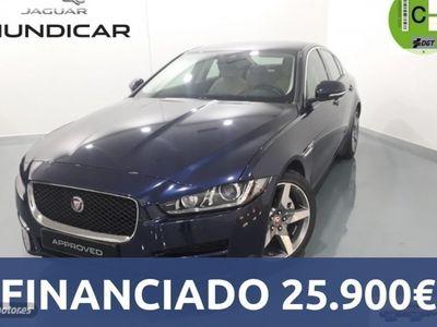 usado Jaguar XE 2.0 Diesel 132kW RWD Pure Auto
