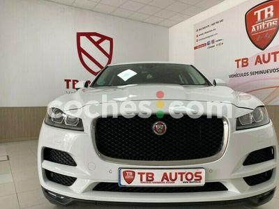 usado Jaguar F-Pace F-pace2.0i4d Pure Aut. Awd 180 180 cv en Sevilla