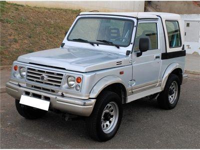usado Suzuki Samurai 1.9TD Techo Metálico Lujo