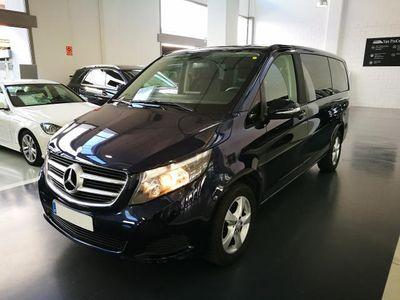 usado Mercedes V220 d 7 plazas, AUTOMATICA, DOBLE CLIMA