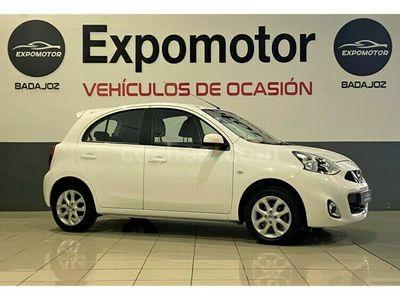 usado Nissan Micra Ig-t S&s Acenta 90 90 cv en Badajoz