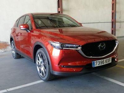 usado Mazda CX-5 CX-55P 2.0 GE 165CV 2WD Signature