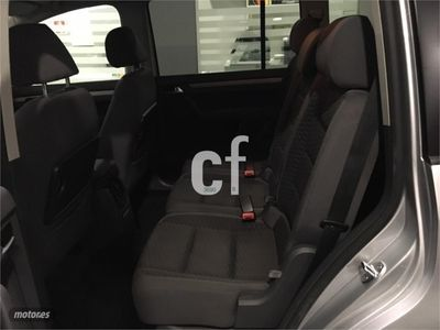 usado VW Touran 2.0 TDI 170 Traveller