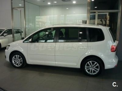 usado VW Touran 1.6 Tdi 105cv Advance 5p. -12