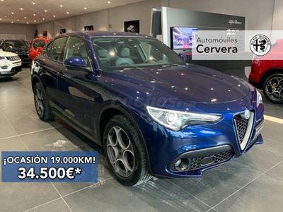 usado Alfa Romeo Stelvio 2.2 Diésel 154kW (210CV) Speciale AWD Incluye un a