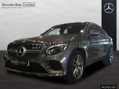 usado Mercedes GLC350 GLC Coupe 350 d 4Matic 190 kW (258 CV) 5p