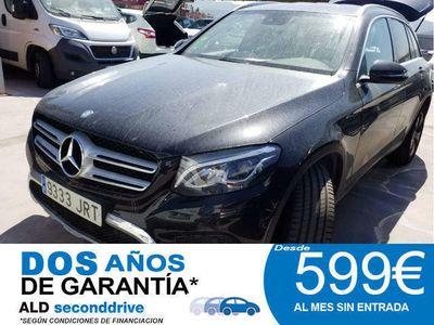 usado Mercedes GLC220 Clase d 4MATIC 125 kW (170 CV)