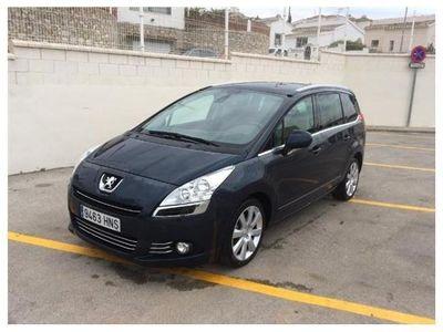 usado Peugeot 5008 1.6HDI FAP Allure 115