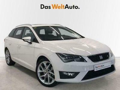 usado Seat Leon ST 2.0 TDI S&S FR 110 kW (150 CV)
