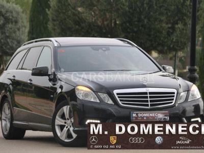 usado Mercedes E350 Clase ECDI BE Avantgarde Estate