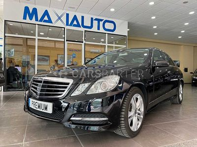 usado Mercedes E350 E350 CDI 265 CV AVANTGARDE