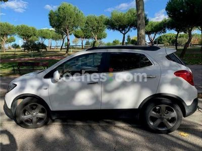 usado Opel Mokka 1.7cdti Excellence Aut. 4x2 130 cv en Madrid