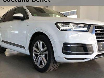 usado Audi Q7 3.0TDI sport quattro tiptronic 160kW