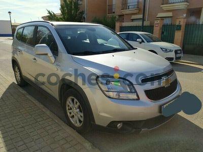 usado Chevrolet Orlando 2.0vcdi Lt 130 cv en Badajoz