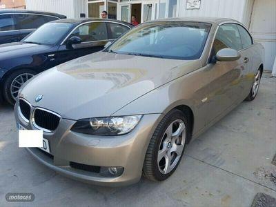 usado BMW 320 Cabriolet Serie 3 i Aut.