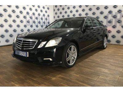 usado Mercedes E500 Avantgarde 7G