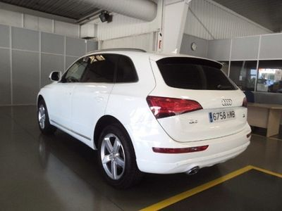 usado Audi Q5 2.0 TDI QUATTRO S-TRONIC AMBITION 177CV