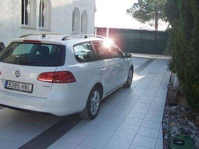 usado VW Passat Variant 1.6TDI Bluemotion
