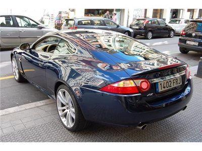 """usado Jaguar XK Coupé 4.2L V8 CUERO BEIGE XENON 20"""""""