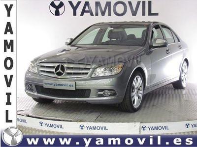 usado Mercedes 170 Clase C CLASE 220 CDIAUTOMATICO 4P AVANTGARDE