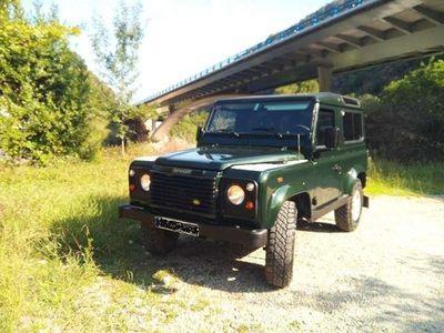 gebraucht Land Rover Defender 90 2.5Td5 SW SE