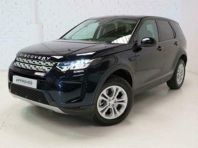 usado Land Rover Discovery Sport 2.0D I4-L.Flw 150 PS AWD MHEV Auto S