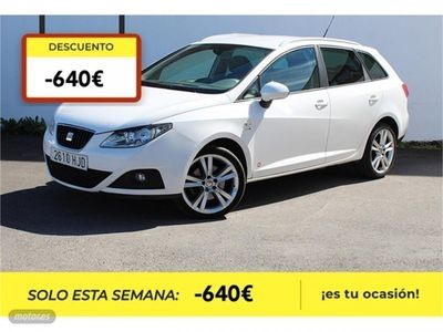 usado Seat Ibiza ST 1.6 TDI 105cv Copa DPF