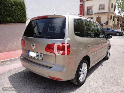 usado VW Touran 1.6 TDI 105cv Advance Bluemotion Tech