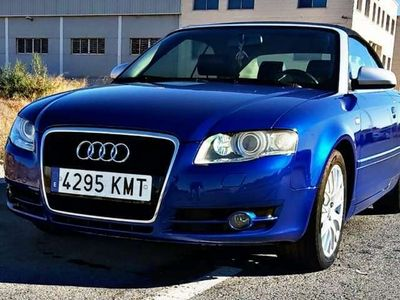 usado Audi Cabriolet 2.0TDI