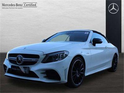 usado Mercedes C43 AMG C 43 AMGAMG 4Matic Aut. Cabrio