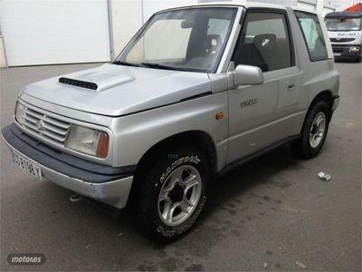 käytetty Suzuki Vitara 1.6 HARD TOP LUJO
