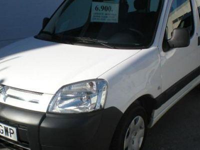 usado Citroën Berlingo año 2010 136000 KM