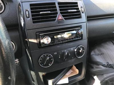 usado Mercedes A180 Clase ACdi Red Black 3p. -08
