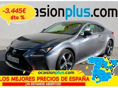 usado Lexus RC300h Executive Navigation
