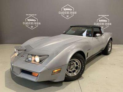 usado Chevrolet Corvette Stingray CorvetteCoupé Aut.