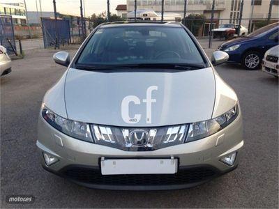 brugt Honda Civic 2.2i-CTDI Executive