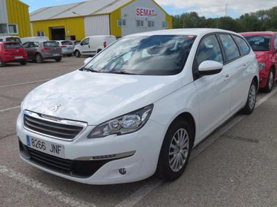 used Peugeot 308 SW 1.6 BlueHDi Allure 120