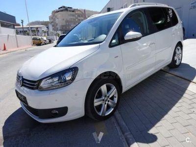 usado VW Touran 2.0 Tdi 140cv Sport 5p. -13