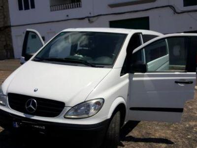 usado Mercedes Viano 2.0 CDI Trend Extralarga -10