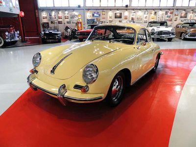 usado Porsche 356 B 1600 1963 MATCHING NUMBER